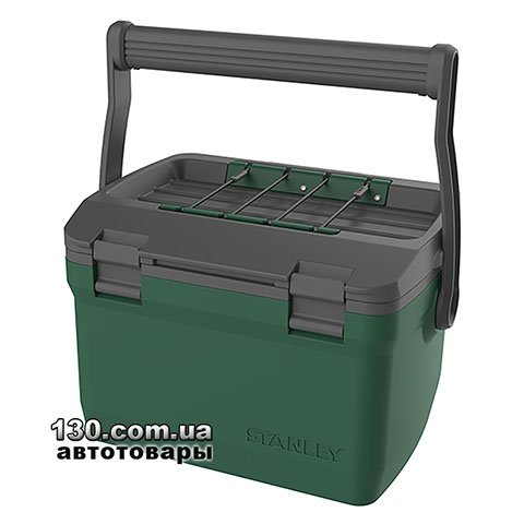 Thermobox Stanley Adventure Green 6,6 l