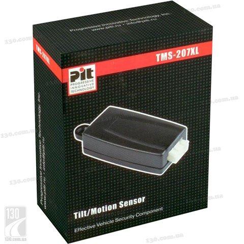 Датчик наклона/перемещения Pit TMS-207XL