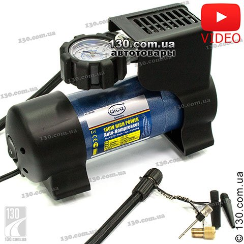Alca 207 000 180W High Power — buy tire inflator with pressure gauge