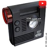 Tire inflator Alca 3 in 1 233 000 with pressure gauge and signal lamp