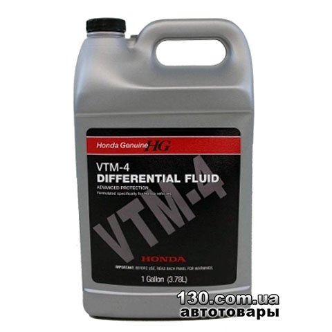 Transmission oil Honda Ultra VTM-4 — 3.785 l