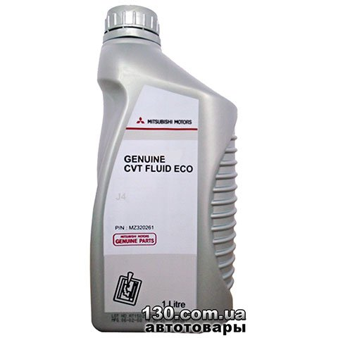 Transmission oil Mitsubishi CVT Fluid Eco — 4 l