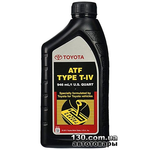 Transmission oil Toyota ATF Type T-IV — 1 l