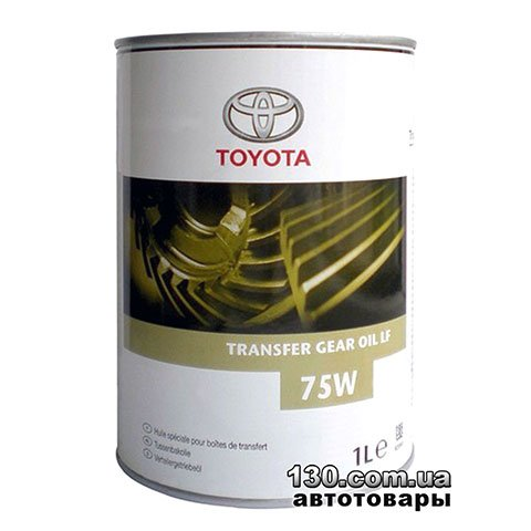 Transmission oil Toyota Transfer Gear Oil LF 75W — 1 l