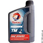 Transmission oil mineral Total Transmission TM 80W-90 — 1 L for car and trucks