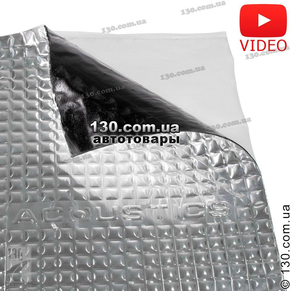 acoustics Виброизоляция ACOUSTICS Alumat 2,2 (70 см x 50 см)