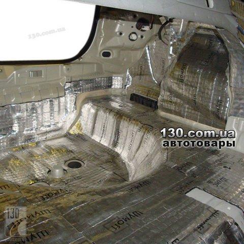 Новый облегченный материал Шумофф L2 - встречайте