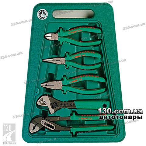 Wrench set Hans 16805MB
