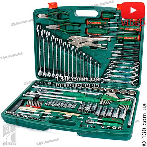 Wrench set Hans TK-158V