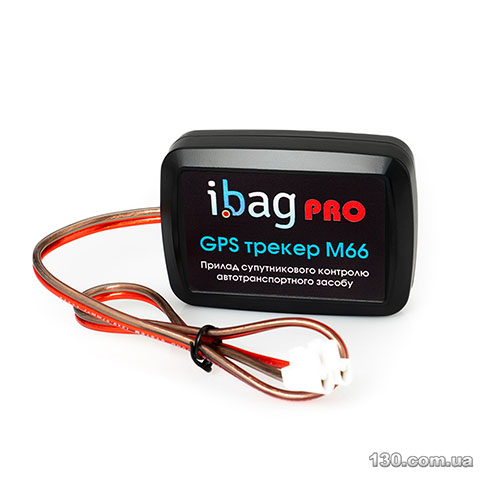 GPS vehicle tracker ibag M66 Pro