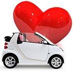 Что подарить на День святого Валентина автомобилисту?